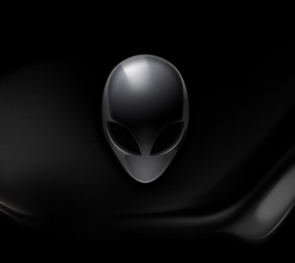 黒のエイリアン Androidスマホ用壁紙
