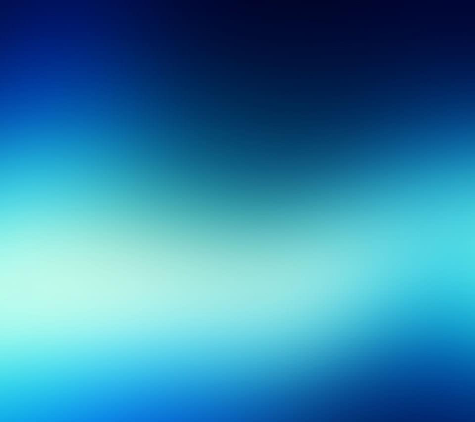 シンプルなブルーのAndroidスマホ用壁紙