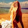 Beach iPhone5 スマホ用壁紙