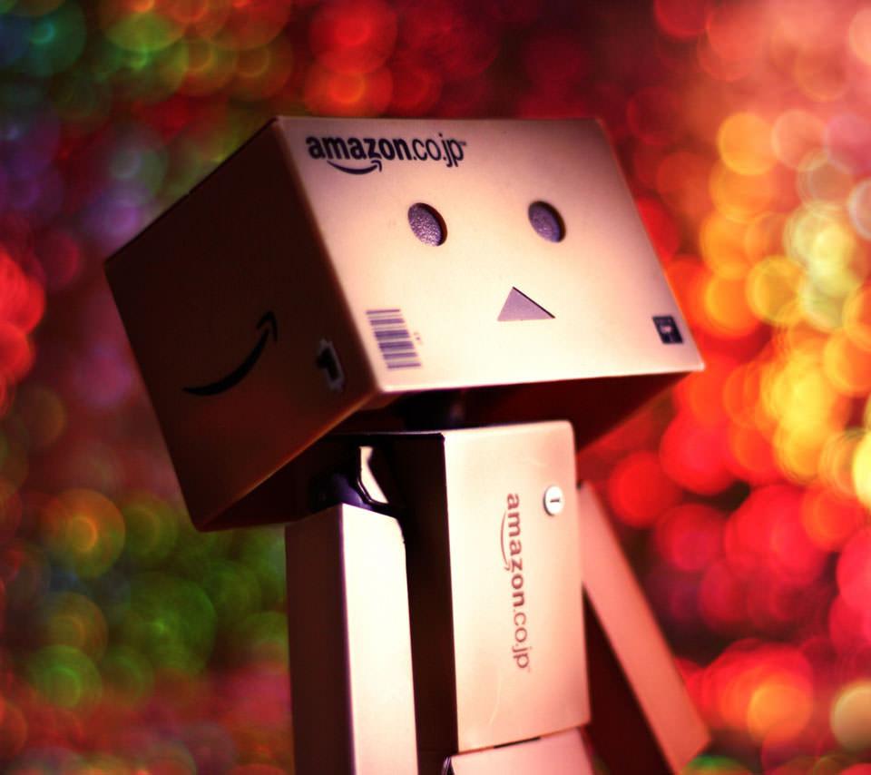 Amazon ダンボー Androidスマホ用壁紙