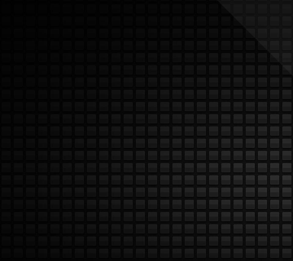 黒のタイル状のandroidスマホ用壁紙 Wallpaperbox