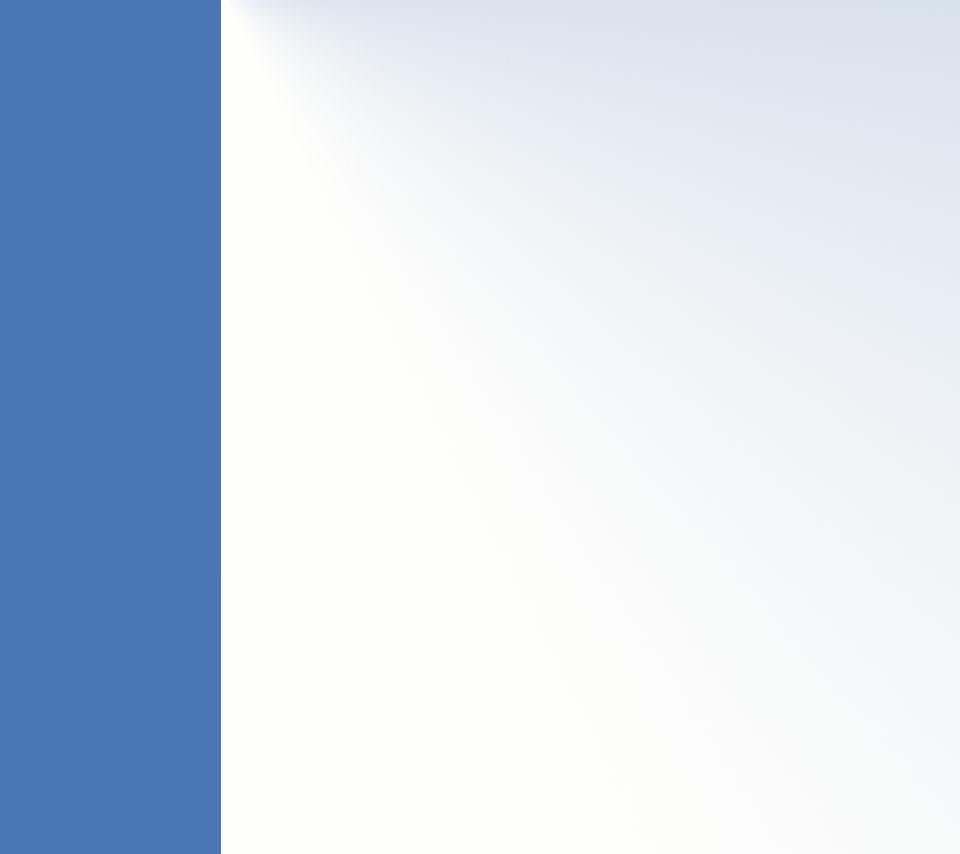 シンプルな青と白 Androidスマホ壁紙