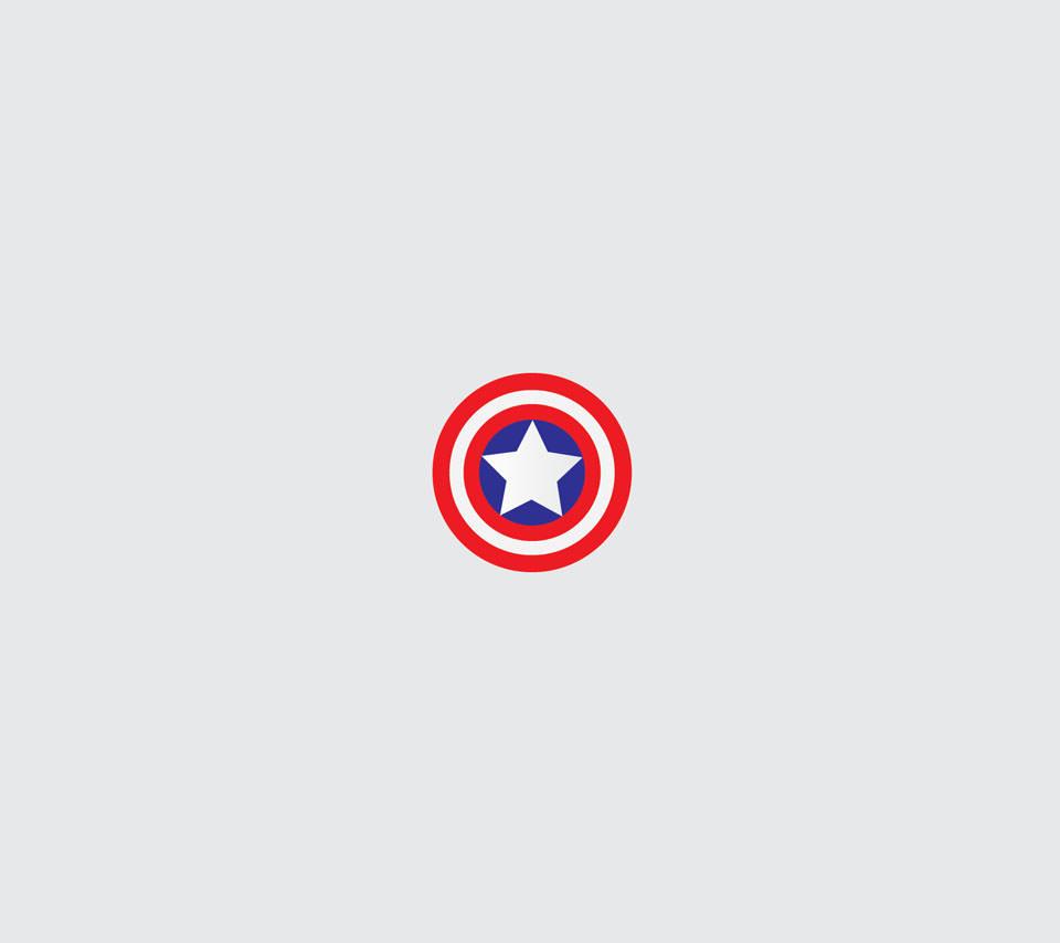 キャプテン・アメリカ Androidスマホ壁紙