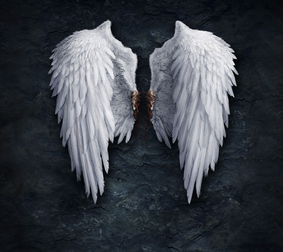 堕天使 Androidスマホ壁紙