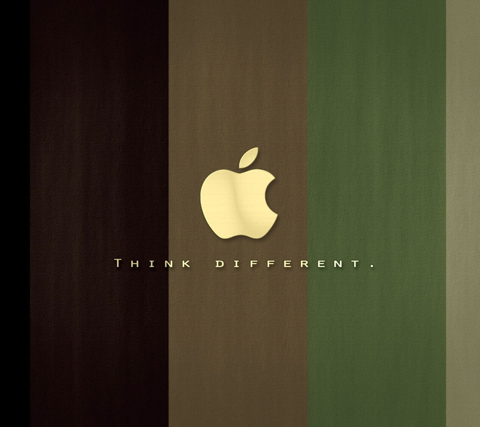 Think Different Androidスマホ壁紙
