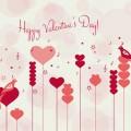 Happy Valentine's Day! Androidスマホ壁紙