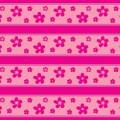 桃色の花柄 Androidスマホ壁紙