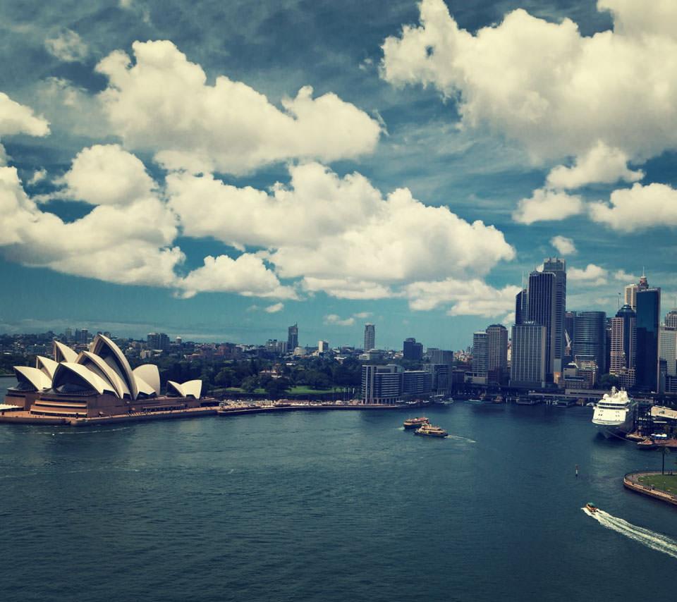 シドニーの風景 Androidスマホ壁紙