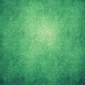 緑の幾何学模様 Androidスマホ壁紙