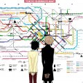 東京メトロ Androidスマホ壁紙