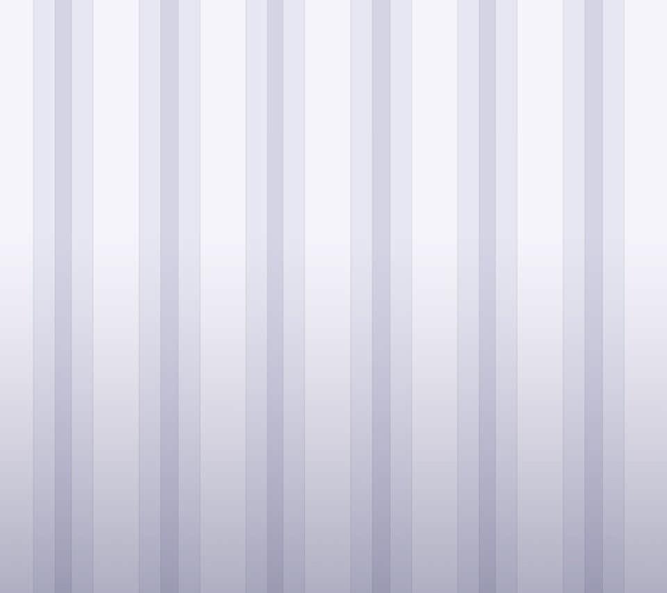 シンプルな白のストライプ Androidスマホ壁紙