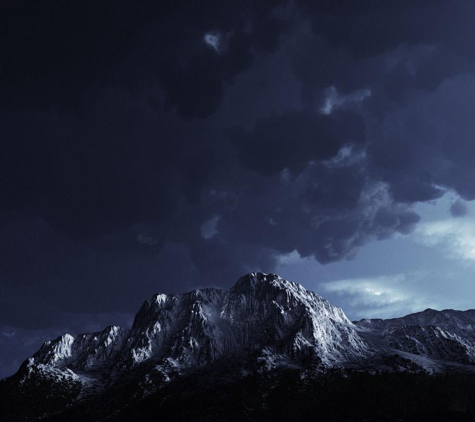 ピレネー山脈 Androidスマホ壁紙
