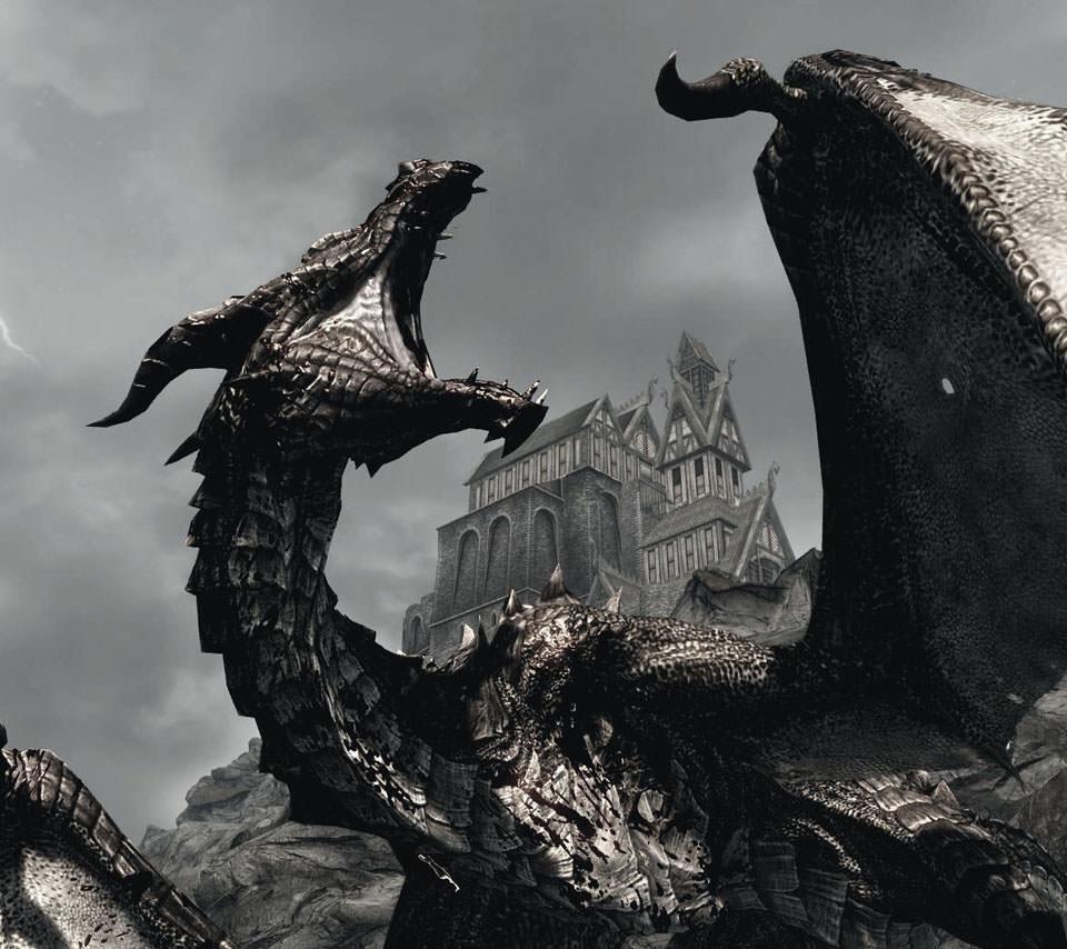 壁紙】カッコいいドラゴン・龍の画像まとめました - naver まとめ