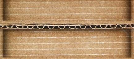 ダンボールの棚 iPhone5 スマホ用壁紙