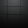 光沢のある黒のiPhone5 スマホ用壁紙