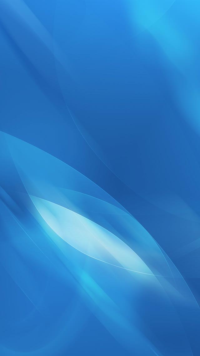 Blue Shinny iPhone5 スマホ用壁紙