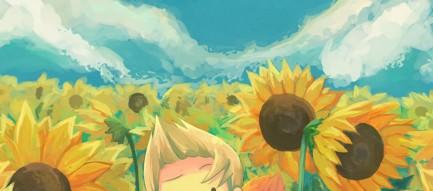 僕の夏休み Androidスマホ壁紙