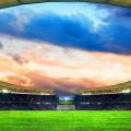 Soccer stadium Androidスマホ壁紙