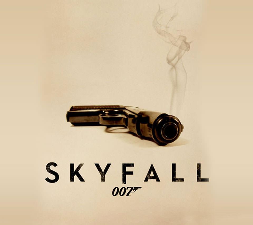 007 スカイフォール Androidスマホ壁紙