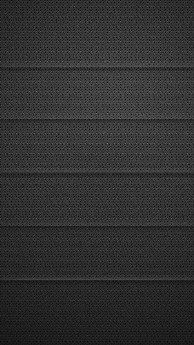 黒のスチール iPhone5 スマホ用壁紙