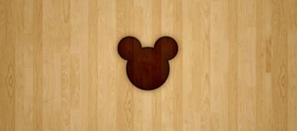 ミッキーマウスのマーク Androidスマホ壁紙