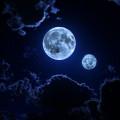 満月の夜 Androidスマホ壁紙