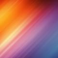 虹色レインボー iPhone5 スマホ用壁紙