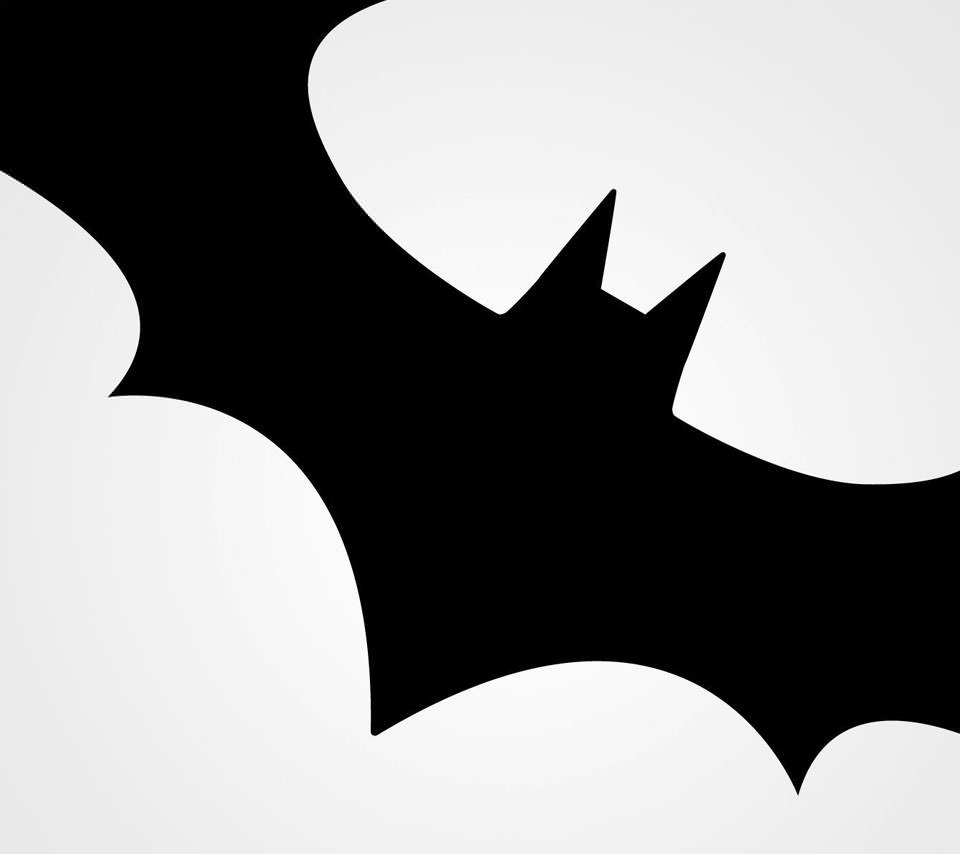 Cool Batman Logo Androidスマホ壁紙