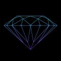 ダイヤモンド iPhone5 スマホ用壁紙