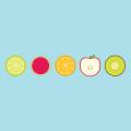 フルーツ盛り合わせ Androidスマホ壁紙