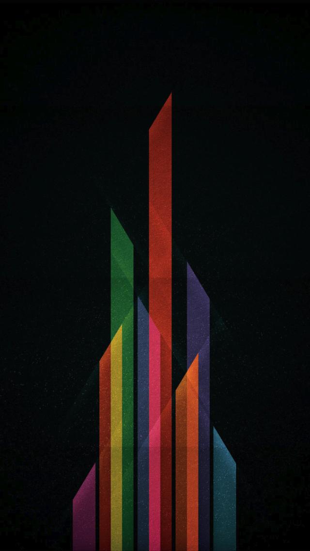 Artistic iPhone5 スマホ用壁紙