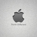 Think Different iPhone5 スマホ用壁紙