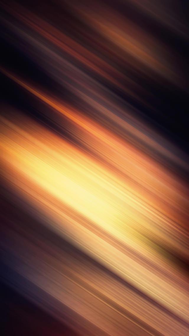 ゴールドのグラデーション iPhone5 スマホ用壁紙