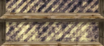 古めかしい木の棚 iPhone5 スマホ用壁紙