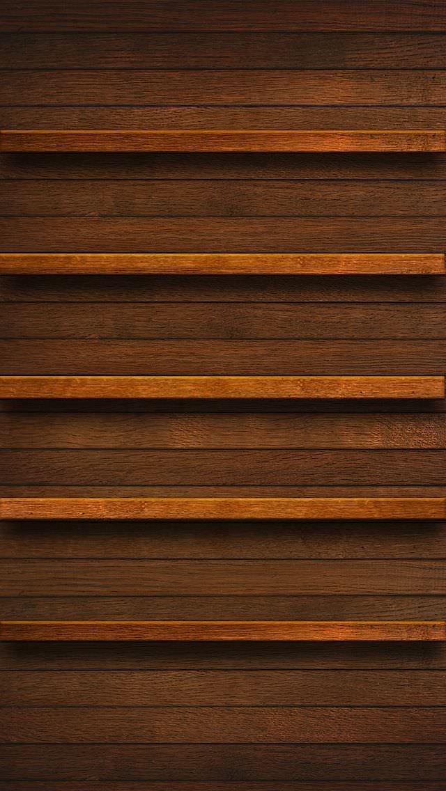 落ち着いた雰囲気のiPhone5 スマホ用壁紙