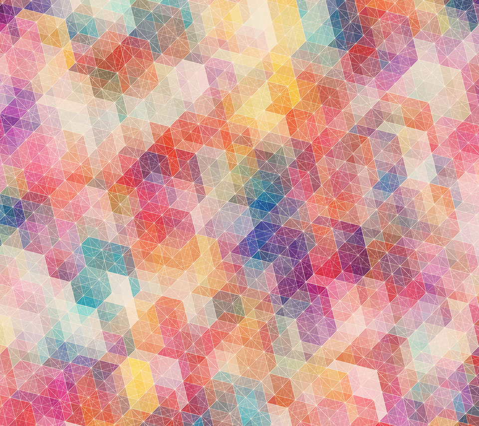Beautiful Triangle Androidスマホ壁紙