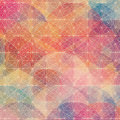 カラフルな楕円集合 iPhone5 スマホ用壁紙