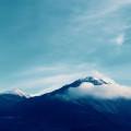 コーカサス山脈 Androidスマホ壁紙