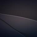 滑らかな黒のAndroidスマホ壁紙