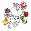GO!GO!CONY Androidスマホ壁紙