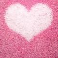 ピンクのファー iPhone5 スマホ用壁紙