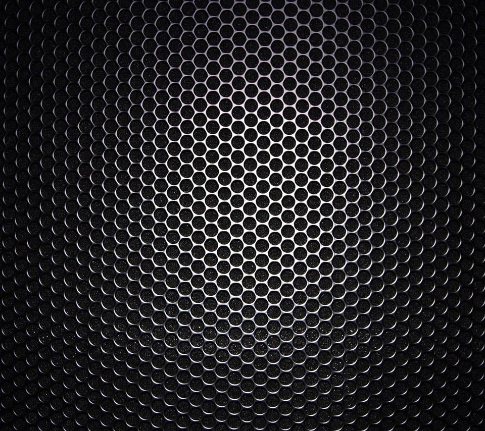 黒の穴の開いたandroidスマホ壁紙 Wallpaperbox