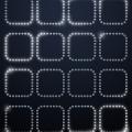 ダイヤモンドの枠 iPhone5 スマホ用壁紙