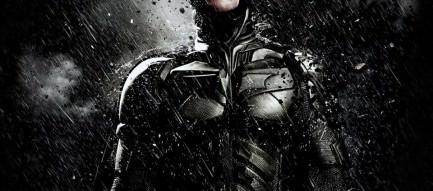 雨の中のバットマン Androidスマホ壁紙