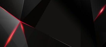 Red Light & Black Bg Androidスマホ壁紙