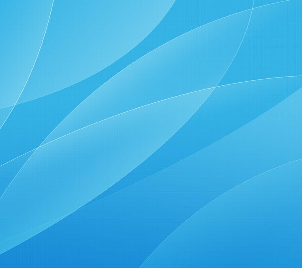 綺麗な水色のAndroidスマホ壁紙