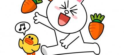 Lineキャラクター Androidスマホ壁紙