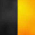 黒&黄 Androidスマホ壁紙