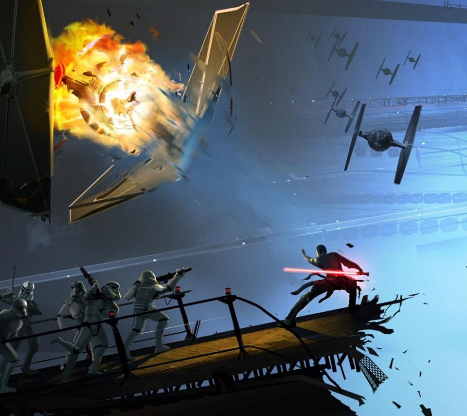 STAR WARS Androidスマホ壁紙