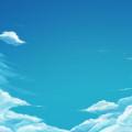 Aqua Sky Androidスマホ壁紙